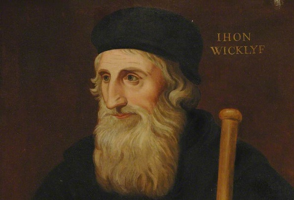 Kirkby, Thomas; John Wycliffe (c.1330-1384); Balliol College, University of Oxford; http://www.artuk.org/artworks/john-wycliffe-c-13301384-221608