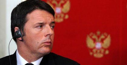 Matteo Renzi, former Prime Minister of Italy