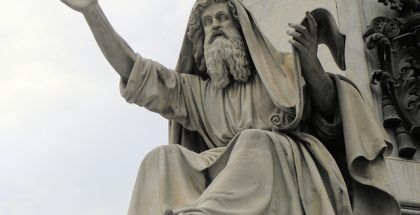 """""""The Prophet Jeremiah"""", Resized/Cropped, CC BY-SA 2.0"""