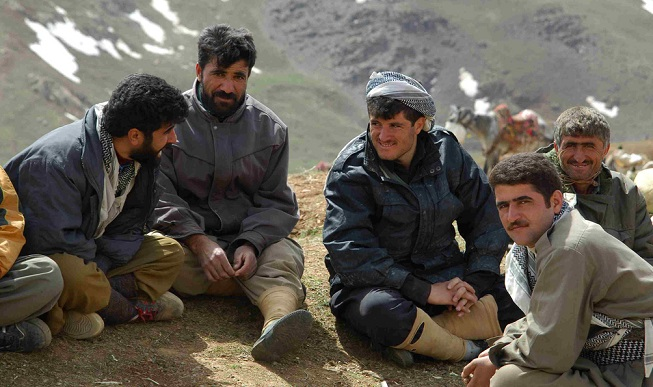 Kurdish smugglers