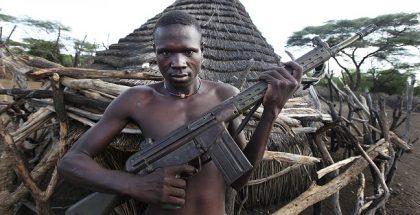 South Sudanese Rebel