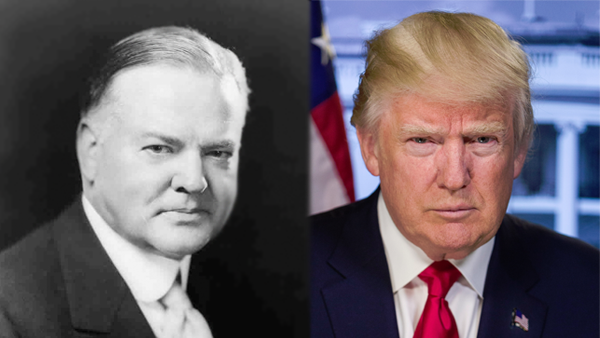 Trump and Hoover