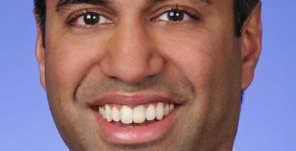FCC Chariman Ajit Pai