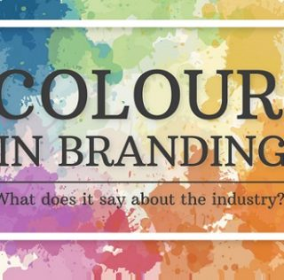 Color in Branding: What Does it Say About Your Industry?