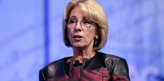 DeVos vs. Sexual Harassment Accusation Show Trials
