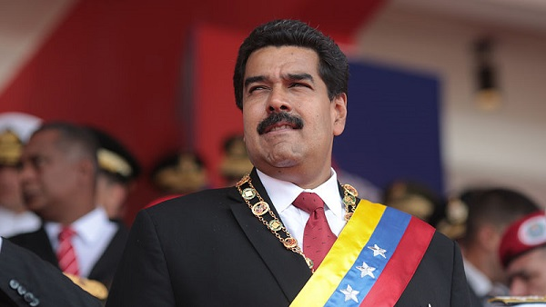 President Nicolás Maduro of Venezuela.
