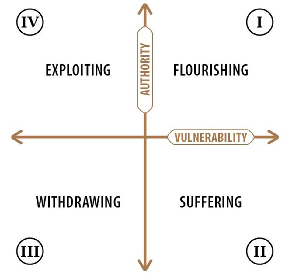 Authority and Vulnerability Chart