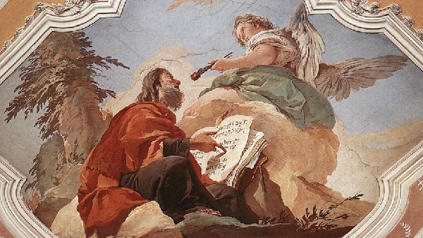 The Prophet Isaiah by Giovanni Battista Tiepolo