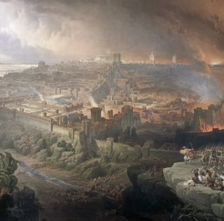 Extremely Well Documented Novels Describe The Final Days Of Ancient Jerusalem