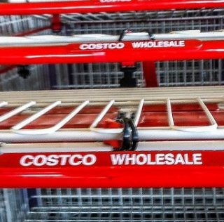 Defending Costco's Ban Of Gun Seller's Donation For Sick Children, Corporate Rep Changes Story Mid-Sentence