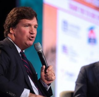 Tucker Carlson Thinks Businesspeople Are Destroying America