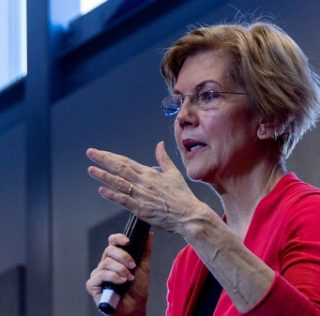 If Elizabeth Warren Really Was An Indian, She'd Know Not To Trust The Federal Government