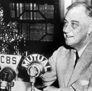FDR Takes Lessons From Wilson