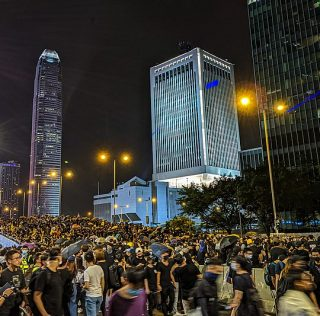 Why The Media Aren't Giving Hong Kong Repression The Apartheid Treatment