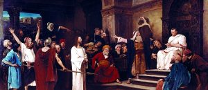 The Threat That Got Pilate To Kill Jesus