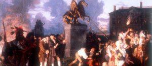 Colonial America Demanded a Monarchy