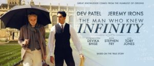 Philosophical Film Review: The Man Who Knew Infinity