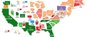 This Map Shows Which U.S. States Have Recovered from Recession (and Which Haven't)
